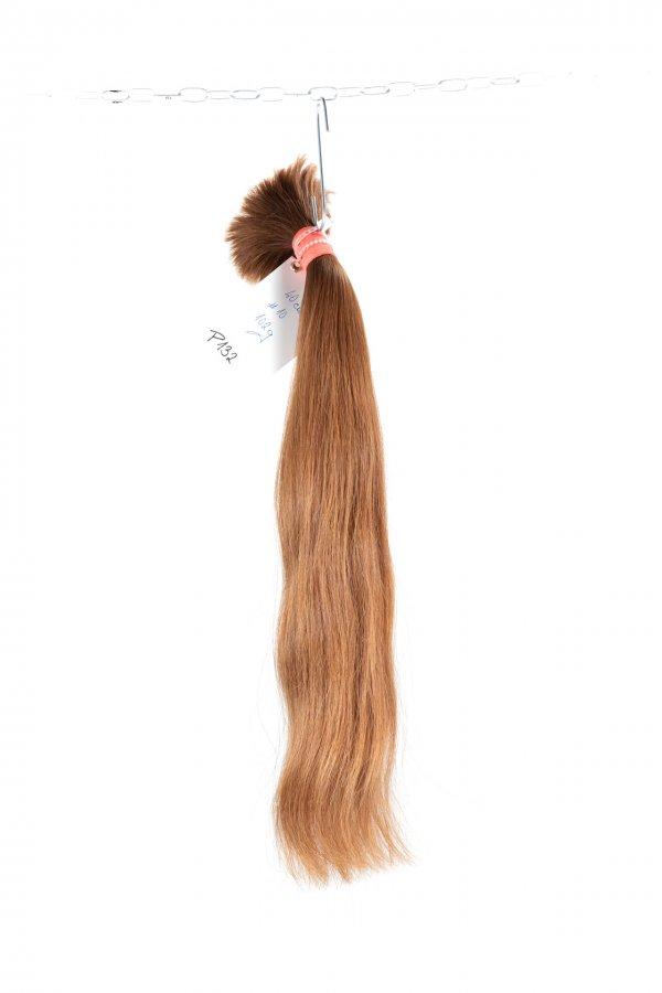 Světle hnědé barvené odstíny vlasů k prodloužení