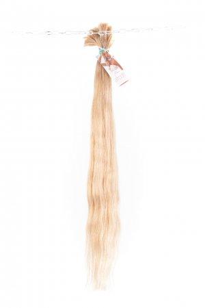 Světle plavé vlasy k prodloužení.