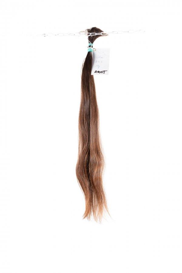Mírna vlna řeckých vlasů na prodlužování vlasů