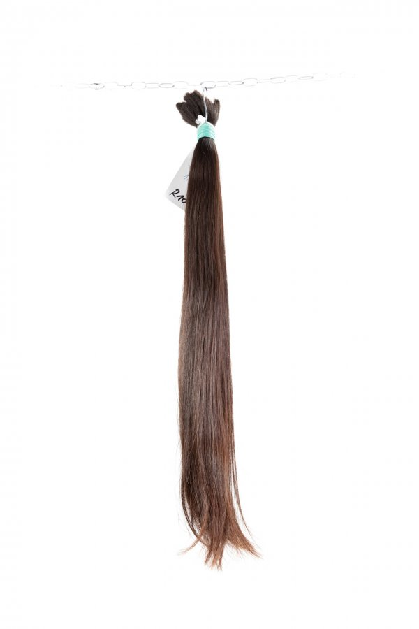 Dlouhé vlasy na prodlužování řecké vlasy.