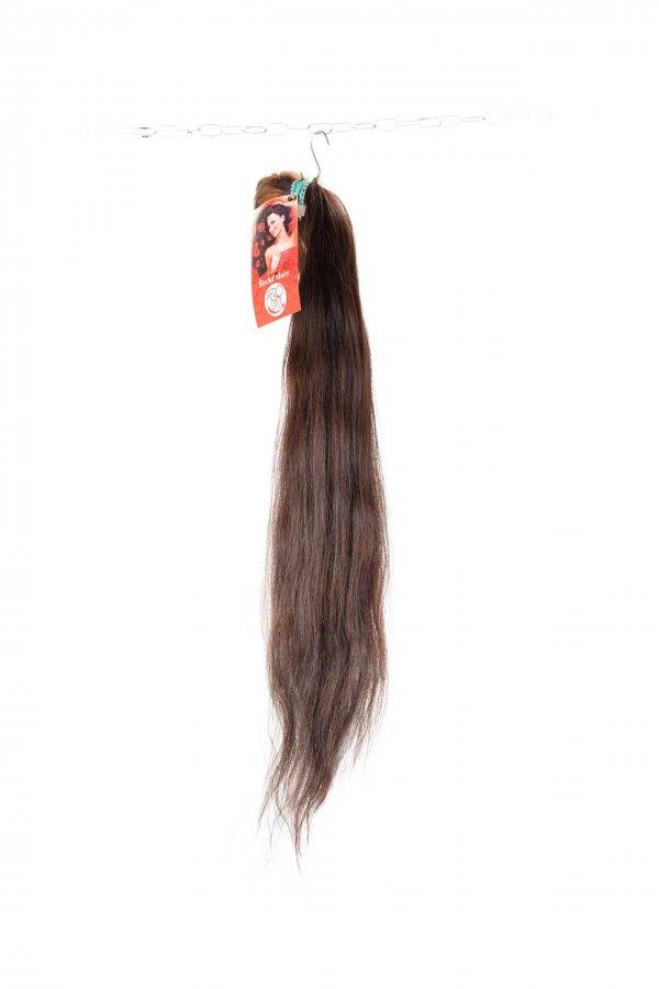 Řecké přírodní vlasy na prodlužování vlasů