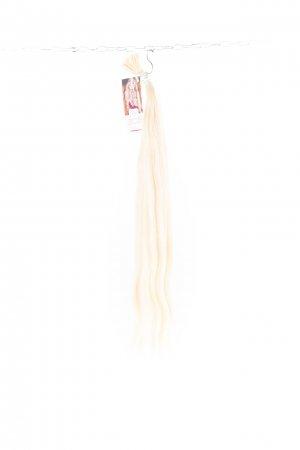 Platinové luxusní vlasy k prodloužení.