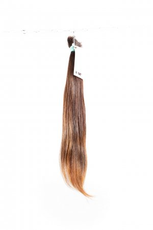 Rovné vlasy na prodlužování vlasů.
