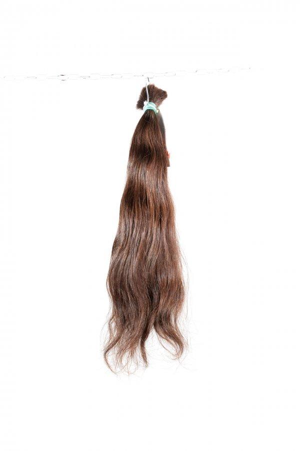 Jemná vlna na prodlužování vlasů.