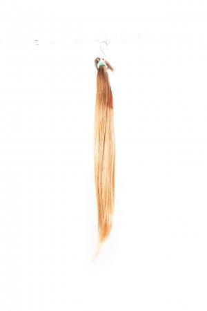 Rovné vlasy k prodlužování vlasů.