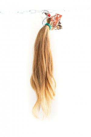 Přírodní blond vlasy k prodloužení
