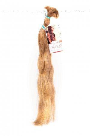 Světlé lehce vlnité vlasy k prodloužení