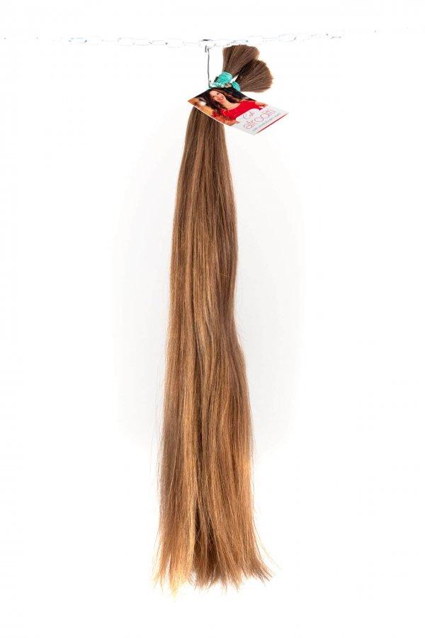 Světlé vlasy na prodlužování