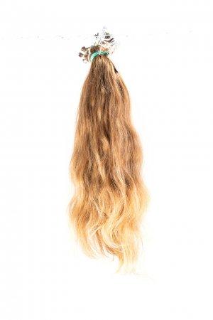 Přírodní světlé vlasy k prodloužení