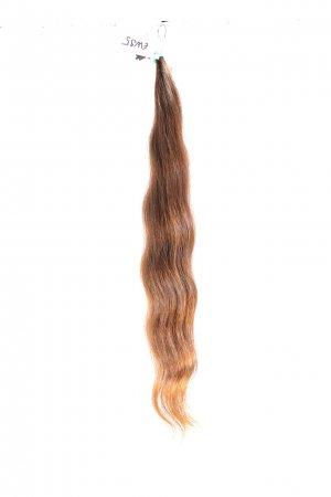 Vlnité přírodní vlasy