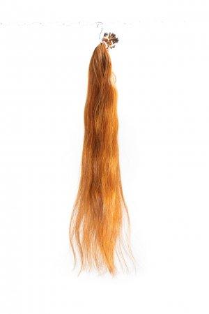 Rezavé vlasy