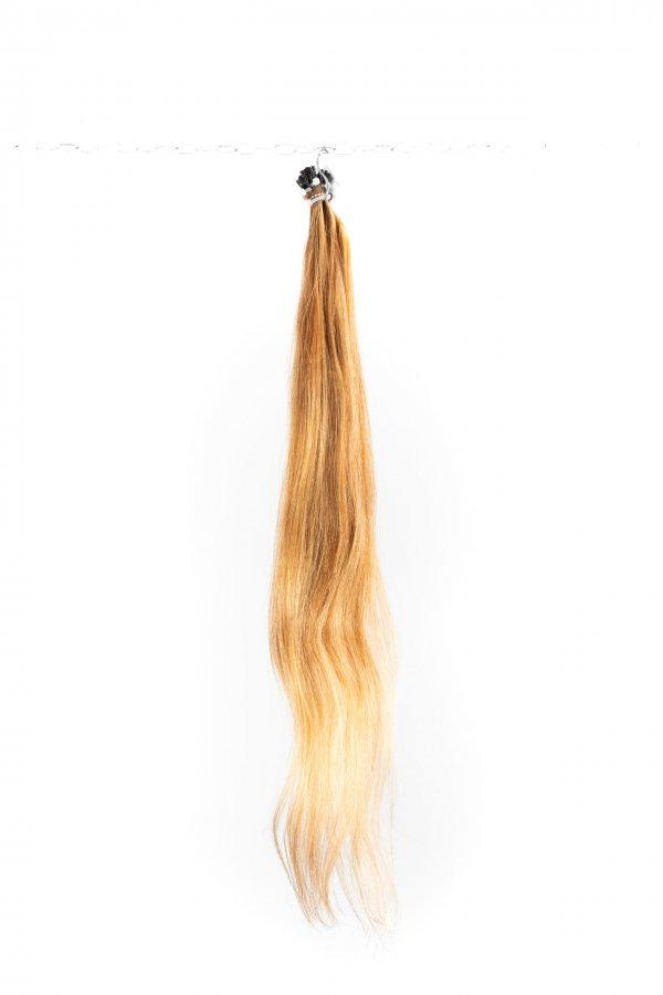 Zesvětlené řecké vlasy