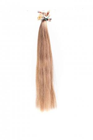 Tmavé blond vlasy k prodloužení