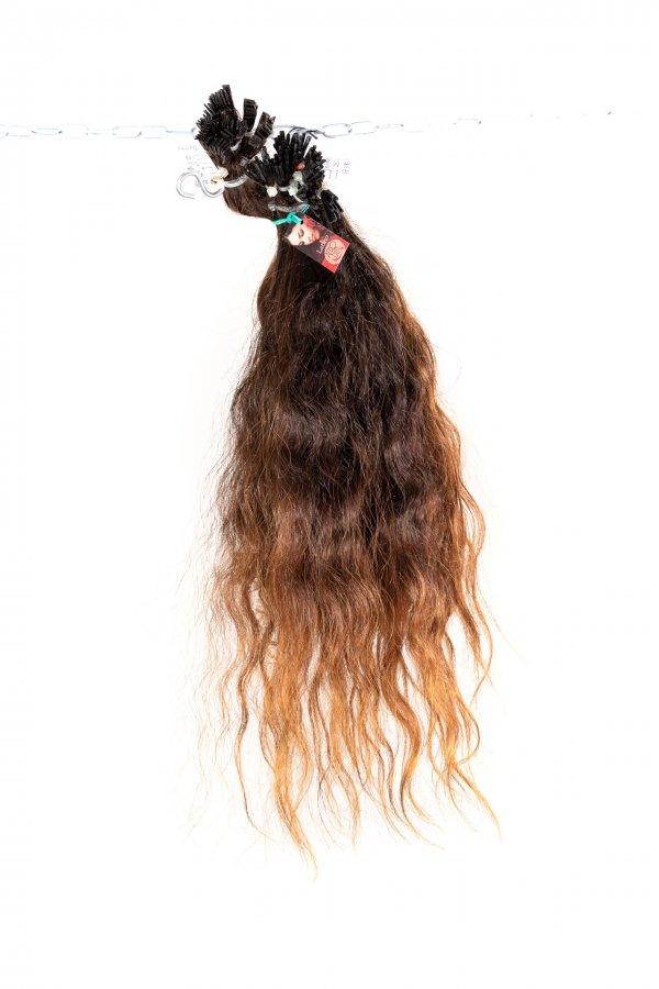 vlnité vlasy k prodloužení